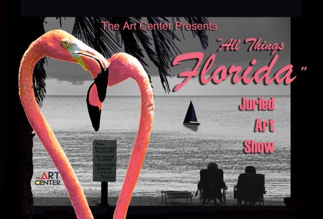 All Things Florida Juried Art Show @ TAC II