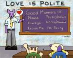 Love is Polite