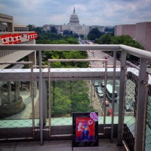 Random Act of Free Art Kindness: Newseum
