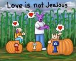 Love is not Jealous