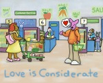 Love is Considerate,